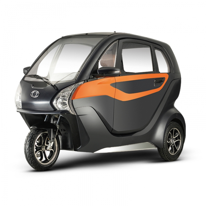 3 Wheel Electric Car