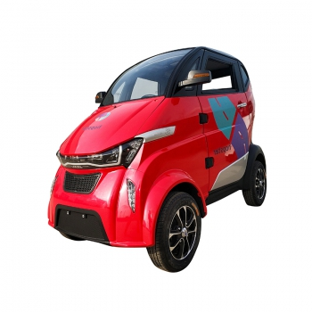 EEC Four Wheel Cabin Scooter