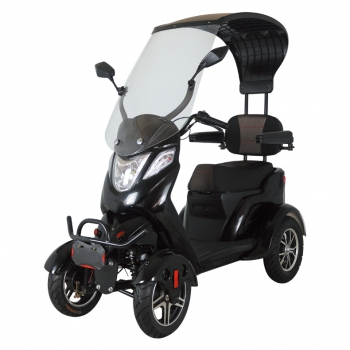 CE Electric Scooter with Canopy