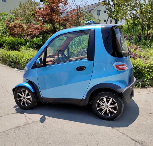 EEC Electric Car